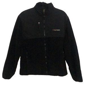 Tommy Hilfiger Fleece Windbreaker Jacket Large